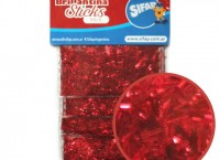 Brillantina Sticks - Rojo
